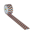 Adesivo Duck Tape fantasia 48 mm Blue Chevron x9m