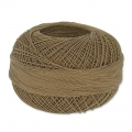 Filo cotone Lizbeth taglia 40 Fudge Medium n°698 x274m