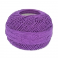 Filo cotone Lizbeth taglia 40 Dark Grape n°645 x274m