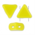 Khéops® by Puca® 6mm Opaque Jaune x10g