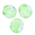 Sfaccettate mm. 6 Chrysolite AB x25