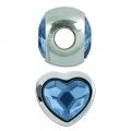 BeCharmed Pavé Swarovski 81951 mm. 14 Denim Blue x1