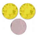Strass Hotfix Swarovski mm. 7 Yellow Opal x12