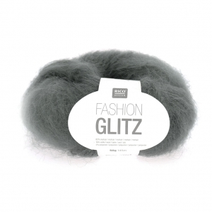 Lana Fashion Glitz Grigio (coloris 08) x50g