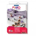 Set per modellare Fimo Effect : 6 Glam Colours