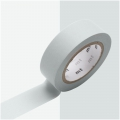 Masking Tape 15 mm Pastel Gray x10m