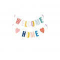 Ghirlanda da comporre  Paper Poetry14 cm Welcome Home x1
