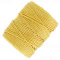 Filo C-Lon Tex 400 Bead Cord mm. 0,90 Light Maize x m. 35