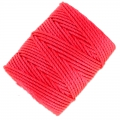 Filo C-Lon Tex 400 Bead Cord mm. 0,90 Poinsetta x m. 35