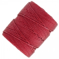 Filo C-Lon Tex 400 Bead Cord mm. 0,90 Red-Hot x m. 35