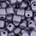 Minos® di Puca® 2.5x3 mm Purple Metallic Mat x5g