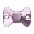 Farfallino Swarovski 3258 mm. 16x11.5 Light Amethyst x1