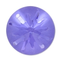 Cabochon Swarovski 1695 Sea Urchin 14 mm Tanzanite semi-mat