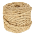 Cordone de jute mm.6 Naturel x 41 m