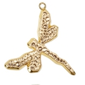 Pave Pendente Swarovski 67523 mm.30 Crystal Golden Shadow dorato