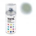 Mademoiselle Toga Stencil per tessuto 125x125mm Stelle x1