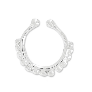 Anello per naso falso piercing mm.12 Argento 925 x1