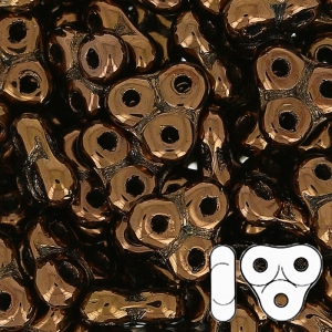 Trinity Beads mm.6 Dark Bronze x5g