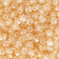 Sfaccettate 2mm (True 2) Luster Topaz Gold x50