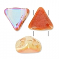 Khéops® by Puca® 6mm Crystal Orange Rainbow x10g