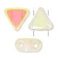 Khéops® by Puca® 6mm Crystal Lemon Rainbow x10g