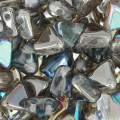 Khéops® by Puca® 6mm Crystal Graphite Rainbow x10g
