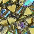 Khéops® par Puca® 6 mm Crystal Golden Rainbow x10g