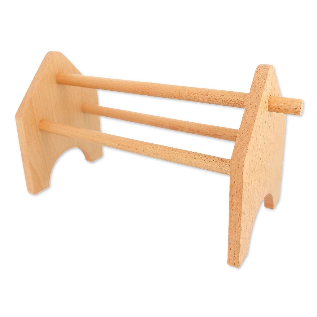 Scaffalatura In Legno Per Pinze Wood Plier Stand Perles Co