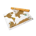 Mappa del mondo da grattare Luckies London 42x29.7 cm Travel Edition x1