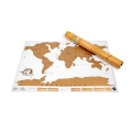 Mappa del Mondo da grattare Luckies London 82.5x59.4 cm Scratch Map x1