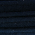 Passepoil aspetto scamosciato Frou-Frou 10 mm Dark Navy Blue x1m