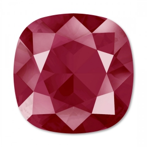 Cabochon Swarovski 4470 mm. 10 Crystal Dark Red