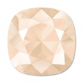 Cabochon Swarovski  4470 mm. 12 Crystal Ivory Cream x1
