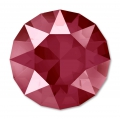 Cabochon Swarovski 1088 mm. 6 Crystal Dark Red x1