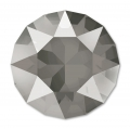 Cabochon Swarovski 1088 8 mm Crystal Dark Grey x1