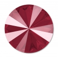 Cabochon Swarovski 1122 Rivoli mm. 14 Crystal Dark Red x1