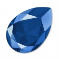 Cabochon Swarovski 4327 pera mm. 30x20 Crystal Royal Blue x1
