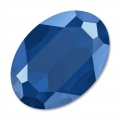 Cabochon Swarovski 4127 ovale mm. 30x22  Crystal Royal Blue x1