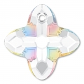 Pendente Swarovski 6868 Cross Tribe mm. 14 Crystal AB