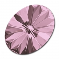Cabochon Swarovski 4122 Oval Rivoli 18x13,5mm Crystal Antique Pink