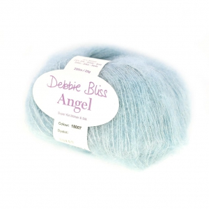 Lana Debbie Bliss Angel Silver (coloris 07) x25g
