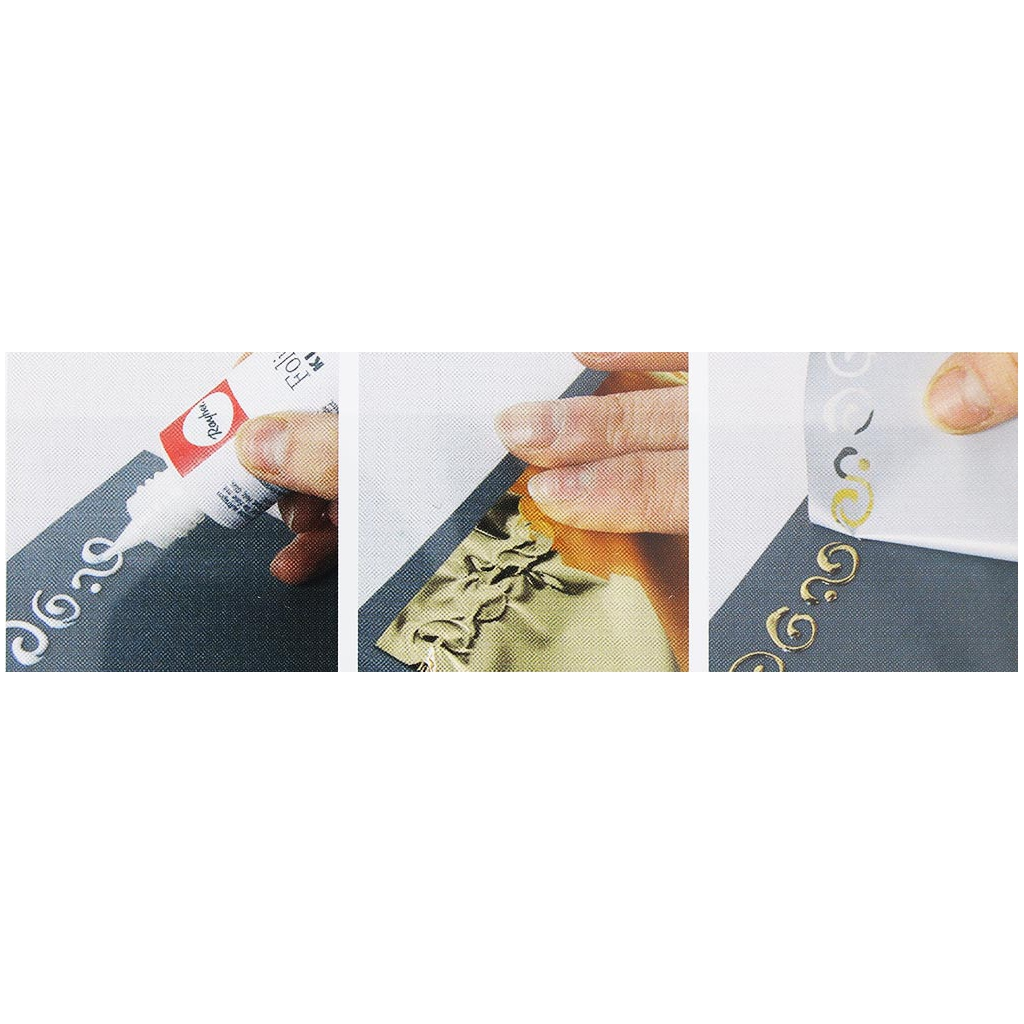 Foglio alluminio effetto specchio 20x30 cm ologramma perles co - Alluminio lucidato a specchio ...