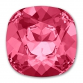 Cabochon Swarovski 4470 mm. 10 Indian Pink x1