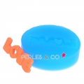 Mini stampo silicone mm. 36,8x11,5 Cuore