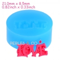 Mini stampo silicone mm. 21x8,5 Love