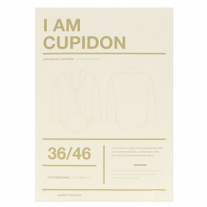 Modello di cucito  I Am Patterns - I Am Cupidon Pull Léger