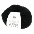 Lana Fashion Alpaca Dream Noir n°009 x 50g