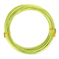 Filo di Alluminio mm. 1.5 Apple Green x m. 12