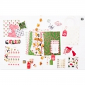 Assortimento di inchiostro Paper Poetry Puristic Christmas x 8