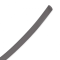 Cordoncino in plastica mm. 1.5 Dark Grey x cm. 50